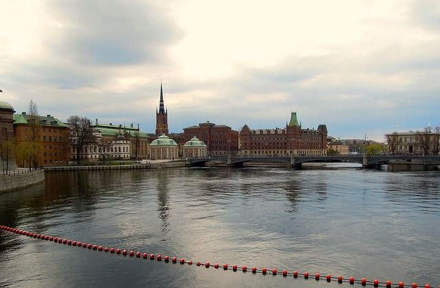 Gamla Stan Sweden