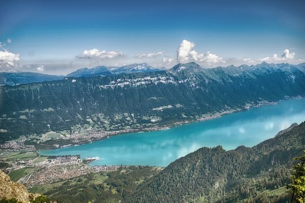 Lake Brienz - Beautiful Lakes To Visit In Switzerland