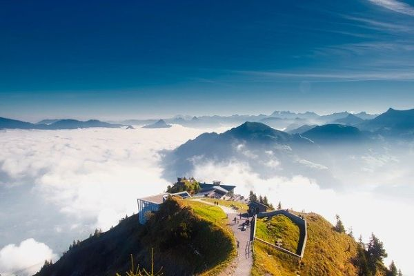 7 Best places for Hiking in Switzerland