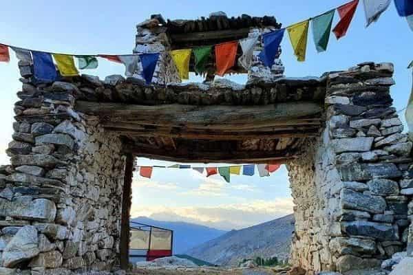 Monastery in Himachal Pradesh hill stations