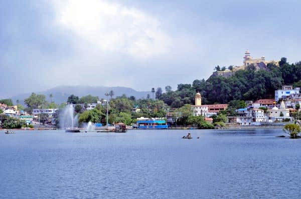 Nakki-Lake-Mount-Abu-Famous-Places