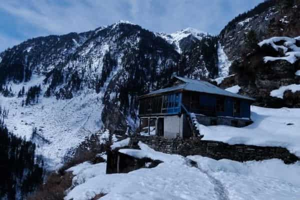 Weather in Himachal - Best hill station in Himachal
