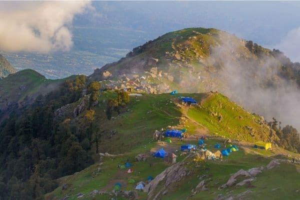 Hills at Himachal
