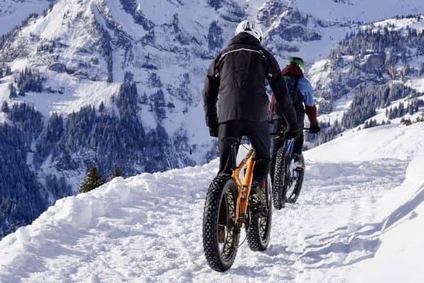 things to do in himachal pradesh - mountain cycling