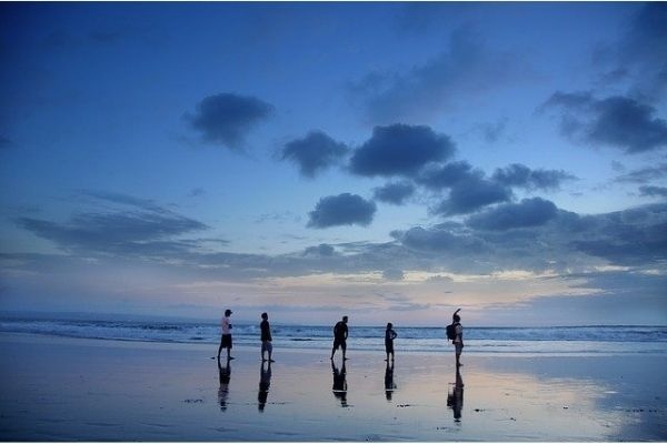 Suradiana Beach Bali Indonesia - best time to visit Bali from India