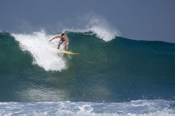 Surfing Bali Indonesia - things to do in Bali