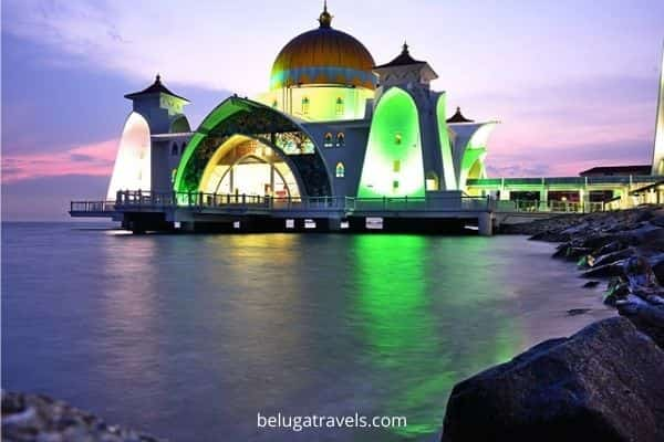 Malacca - Malaysia city tour