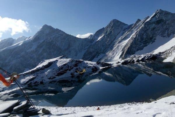 Gadasaru Mahadev Lake, Himachal Pradesh