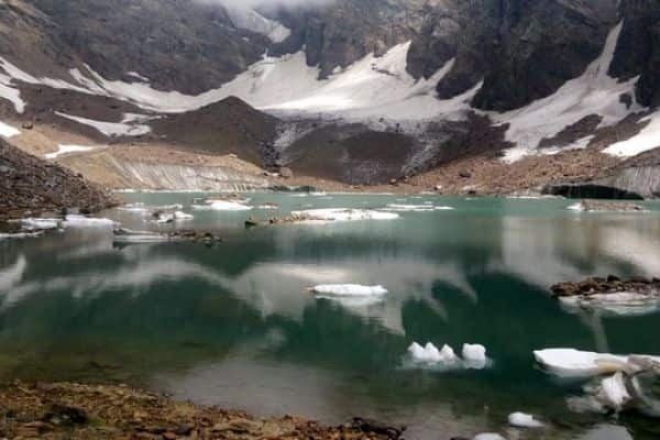Hadimba Lake, places to visit in Himachal Pradesh