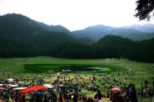 Khajjiar, Dalhousie, Himachal Pradesh tourism