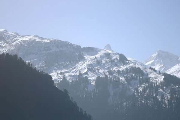 Manali, tourist places of Himachal Pradesh