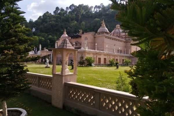 Mohan Shakti National heritage Park, Solan - Himachal Pradesh