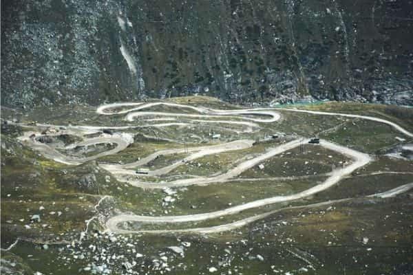 Rohtang Pass, tourist places of Himachal Pradesh
