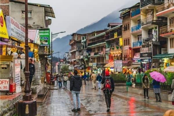 Shimla Market, Himachal Pradesh Tourism