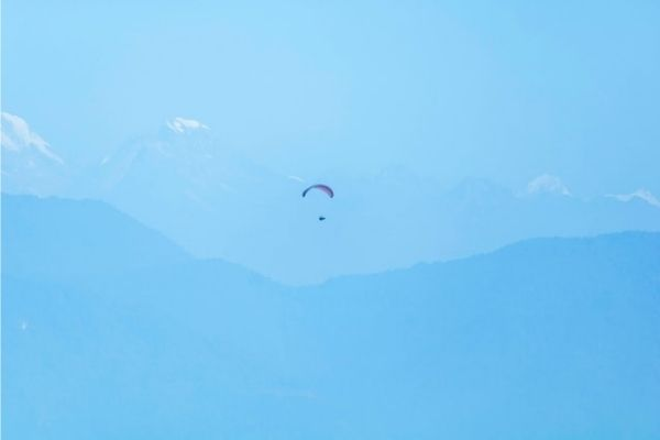 Adventure sports Pokhara Nepal