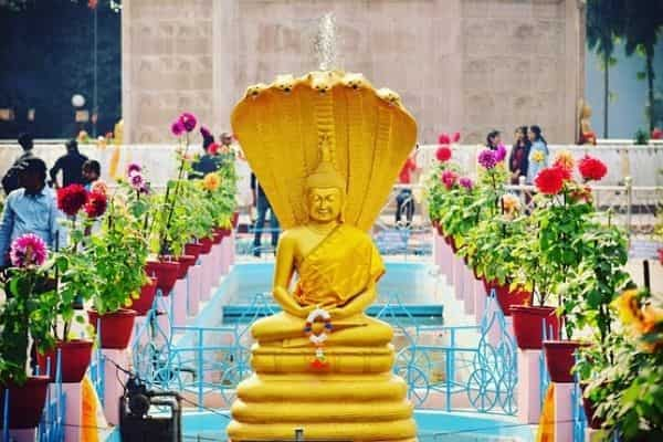 Sarnath Budhha - Places to visit in Benaras