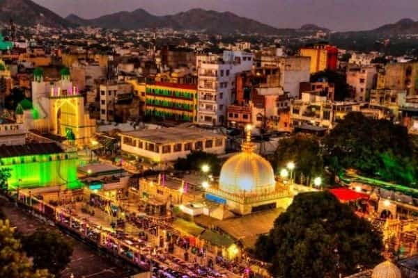 Ajmer Sharif, Places to visit in Ajmer in one day
