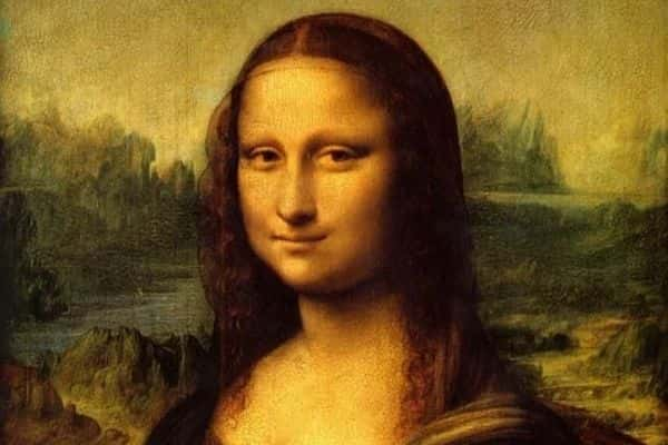 Mona Lisa at Louvre Museum