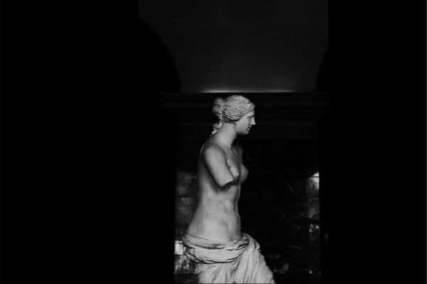 Venus De Milo at Louvre Paris