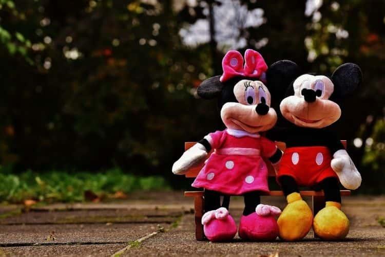 Micky Mouse Disneyland Paris